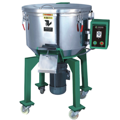 May Tron Nhua Kieu Dung Vertical Mixer Wensui