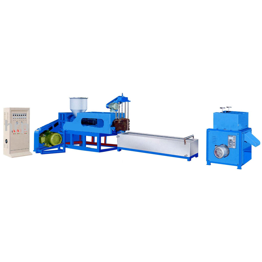 Plastic Materials Automatic Recycling Machine